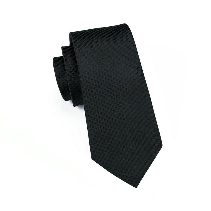 Svart slips - Lavendla Begravningsbyrå Butik 0a4318227f8f5